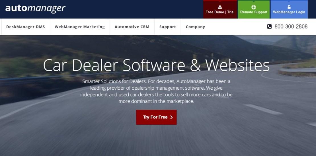 DeskManager - Best Automobile Dealer Software