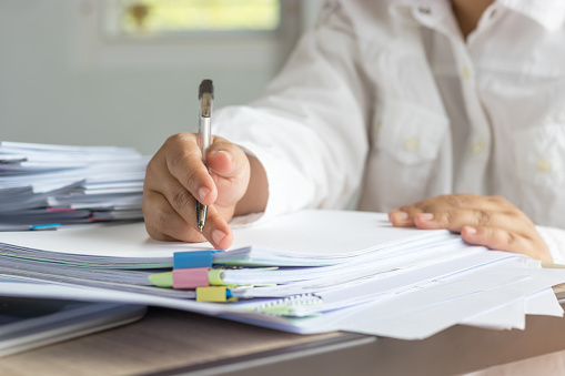 Get ready with the necessary Documents - Getting a Loan for a Home-Based Business