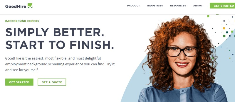 GoodHire - Best Background Check Companies