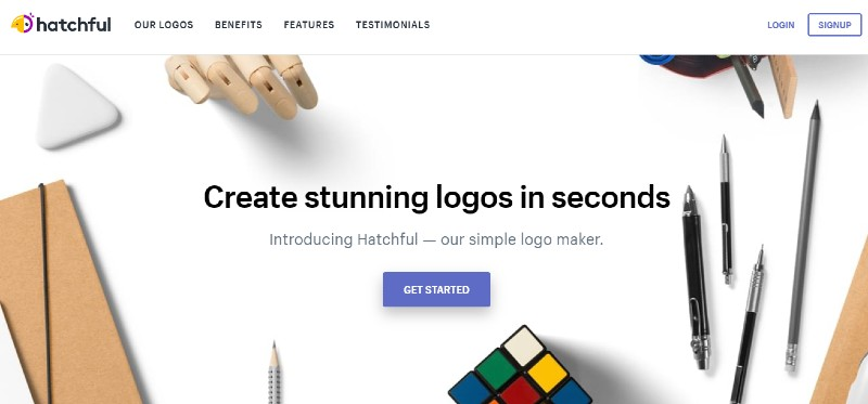 Hatchful - Best Online Logo Designer Software