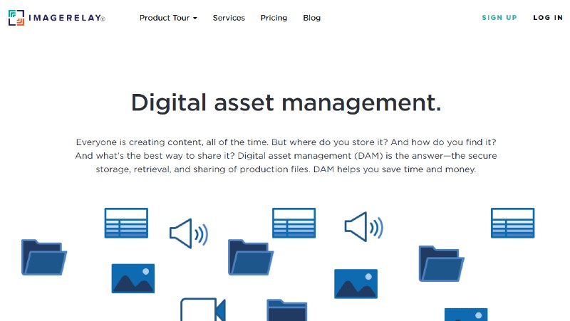 ImageRelay - Best Digital Asset Management Software