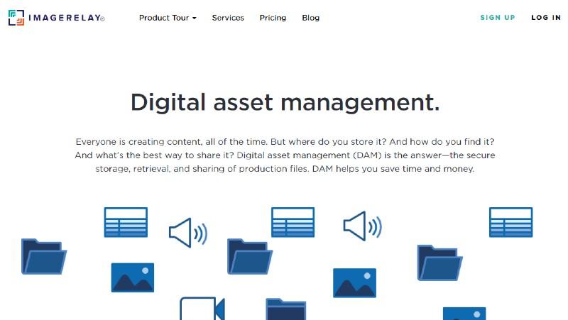 ImageRelay - Best Digital Asset Management Software