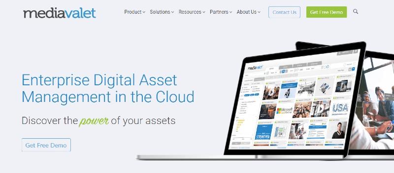 MediaValet - Best Document Management Software