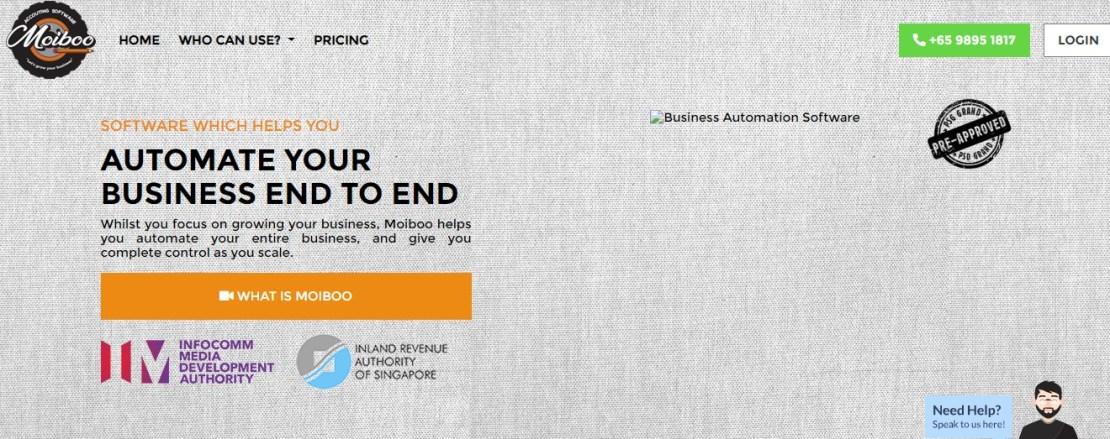 Moiboo - Best Automobile Dealer Software