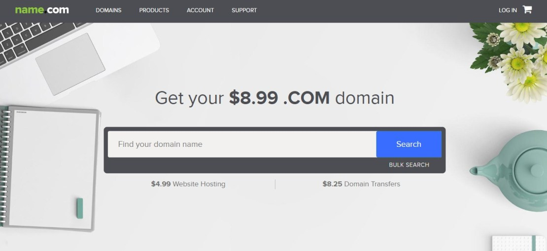 Name.com - The Best Domain Registrars