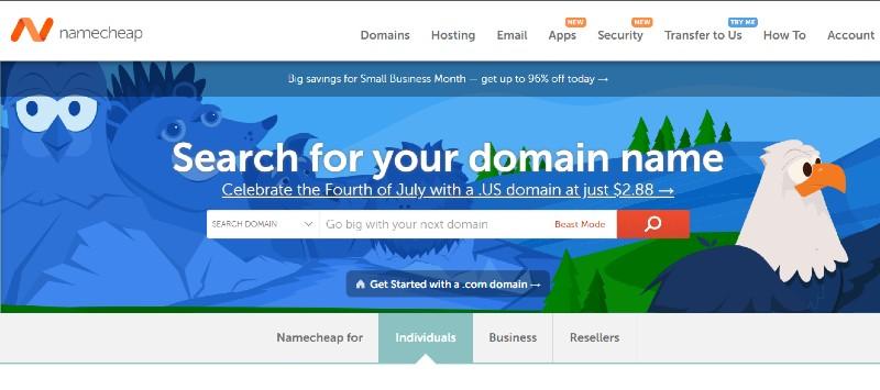 Namecheap - The Best Domain Registrars