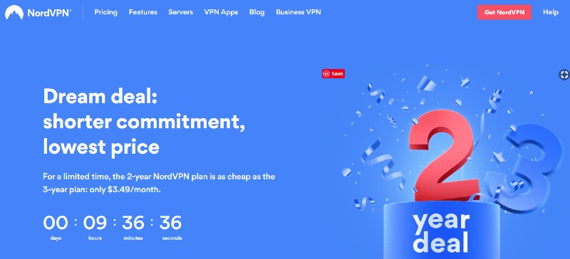 Nord - Best VPN Service Providers