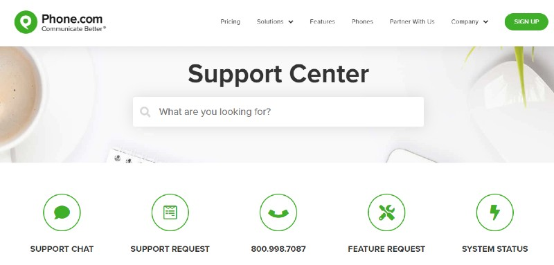 6. Customer Service - A Complete Guide to Using Phone.com for Your Business