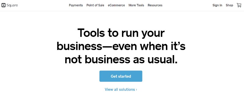 Square - Grow Your E-Commerce Business with the Best Website Builder