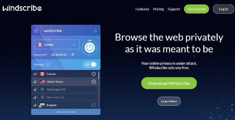 Windscribe - Finding the Best VPN for Your Business