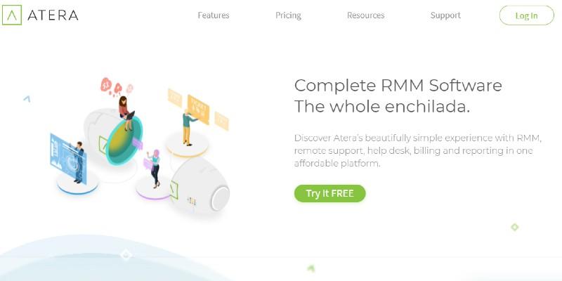 Atera - Best Help Desk Software