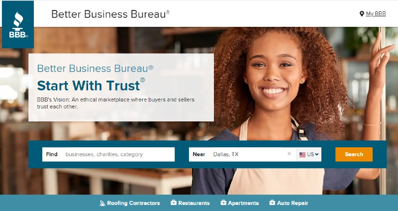 Better Business Bureau - Best Collection Agency Services
