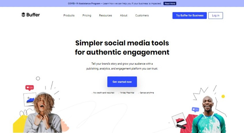 Buffer - How Many SaaS Tools You Need to Start Your Business