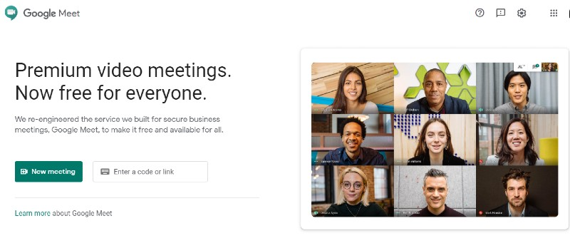 Google Meetings - Engagement Activities for Remote Workers