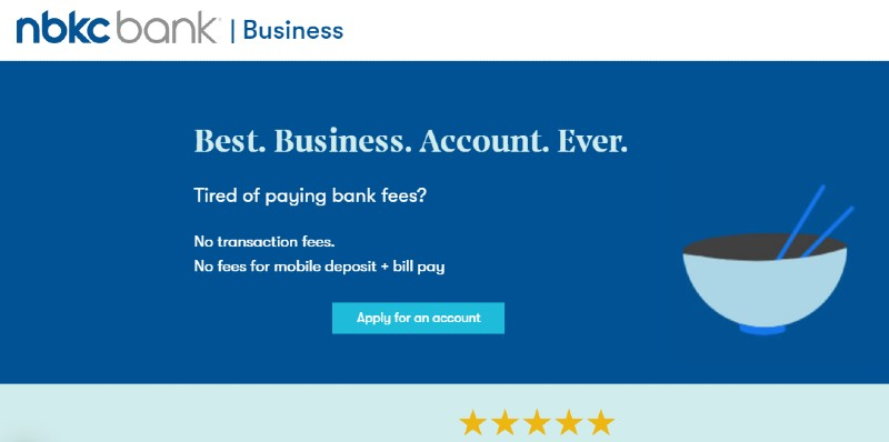 NBKC Bank - Best Business Checking Accounts for Entrepreneurs