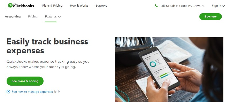 Keep a Record of Transactions - Tracking Personal and Business Expenses in Quickbooks
