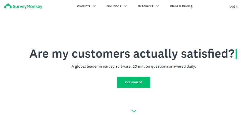 Surveymonkey - How to Come up with Content for Your Business Blog Posts