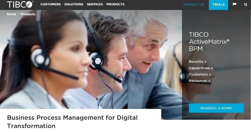 TIBCO BPM - Best Business Process Management Software