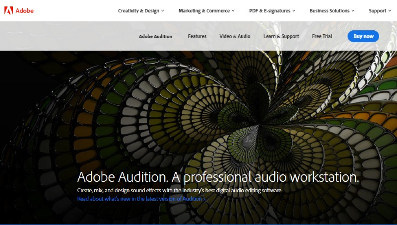 Recording and Editing Programs, Adobe Audition - How to Start a Podcast for your Business