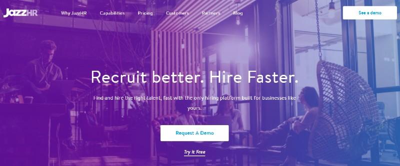 Jazz HR - Best Human Resources Software for Startups