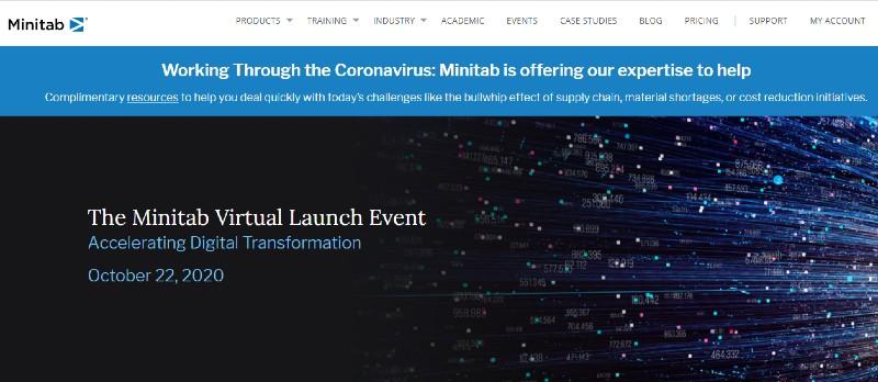 Minitab - Best Data Analytics Software