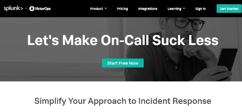 VictorOps - Best Incident Management Software