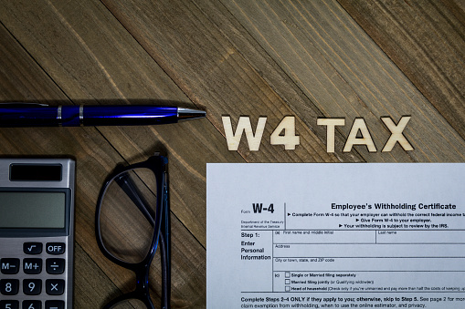 For employees hired before 2020 using the old W4 form - How to Calculate Payroll Taxes For Employees