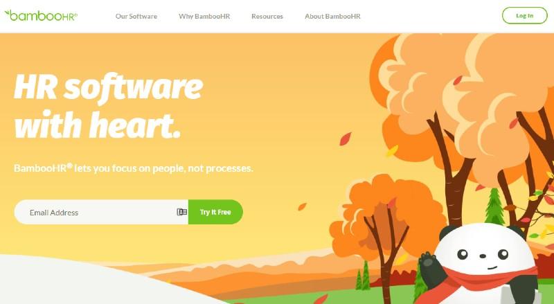 BmbooHR - Best 360 Degree Feedback Software