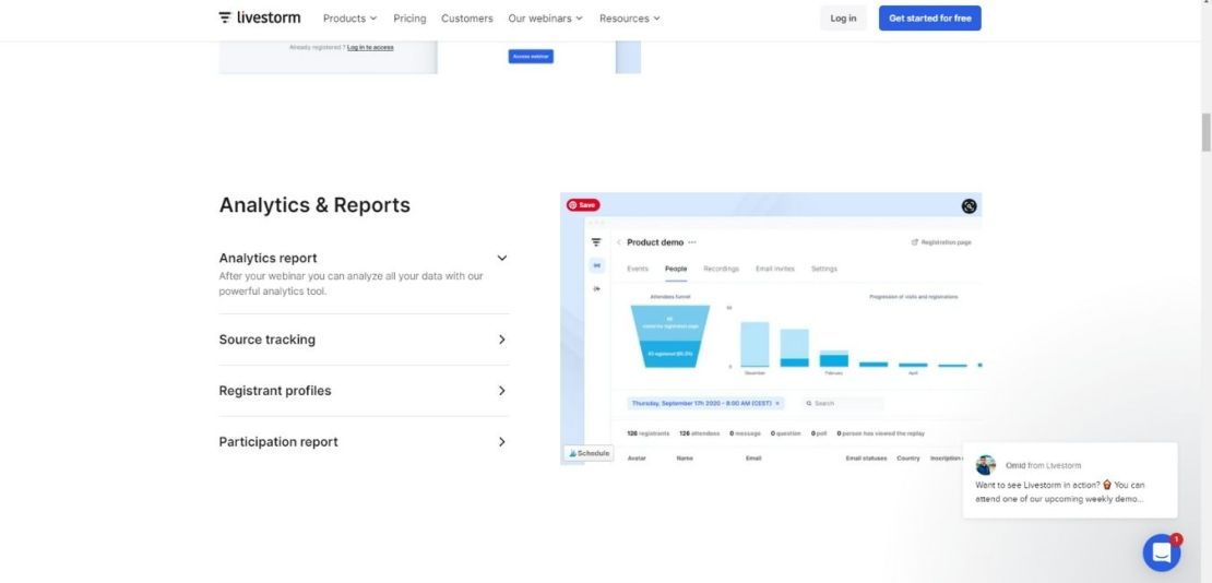 Analytics & Reports Dashboard