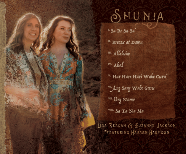 Shunia Releases a New Genre-Defying Album of Chants and Music