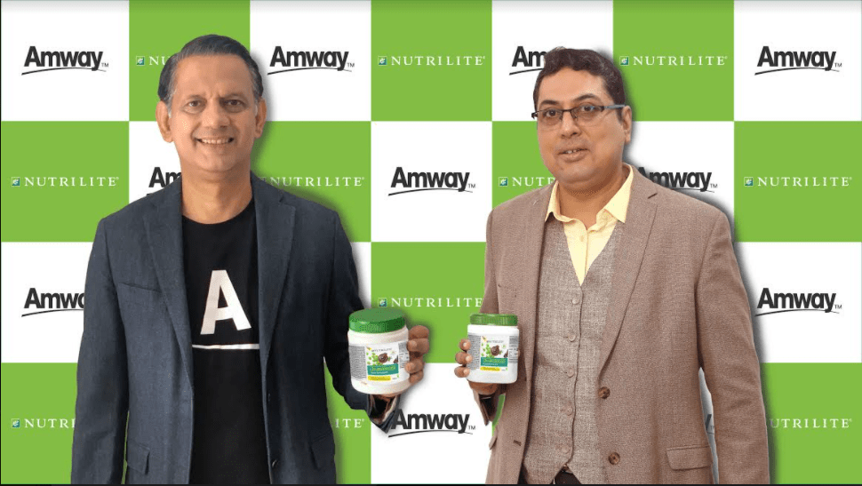 GLOBAL LEADERS IN NUTRITION, AMWAY BETS BIG ON AYURVEDA