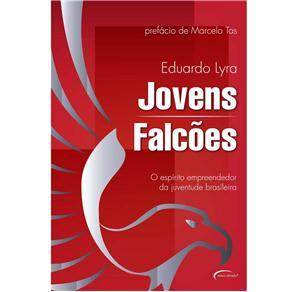Livro Jovens Falcões