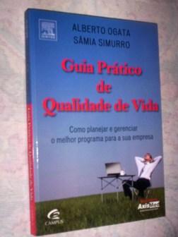Livro Qualidade de Vida - Alberto Ogata
