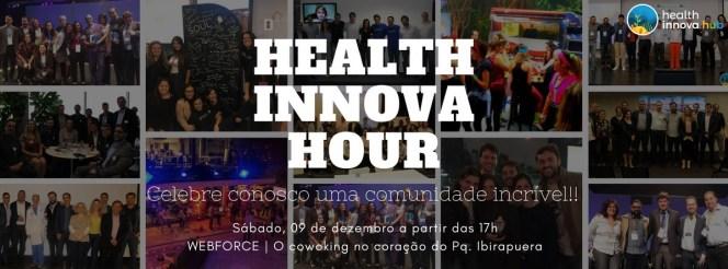 Health Innova Hour Sympla