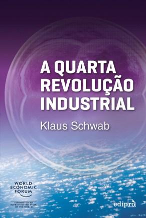 Livro A Quarta Revolução Industrial Klaus Schwab
