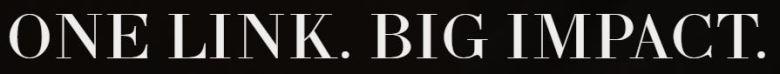 big link banner