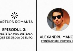 StartUps Romania Podcast Episodul 3