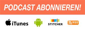 Startup Stage - Podcast abonnieren