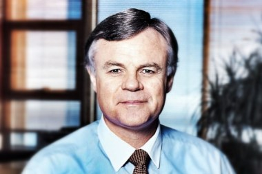Koos Bekker - Naspers Founder And South African Billionaire