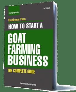 How To Start A Goat Farming Business E-Book