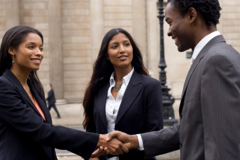 Business Networking: The 1 Skill You Must Master Before Quitting Your Job