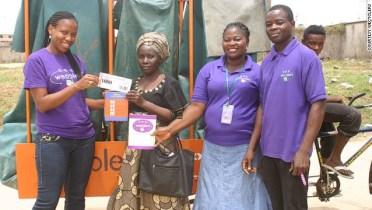 Success Story And Biography Of Bilikiss Adebiyi-Abiola