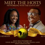 The A.Y.E Networking With The Giants Conference Is Finally Here!!!