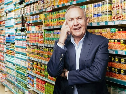 Biography & Success Story Of Christoffel Wiese: Founder Of Shoprite