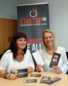 lena von rygo bei start up