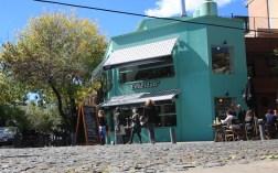 Felicidad Cafe on El Salvador and Gurruchaga Buenos Aires