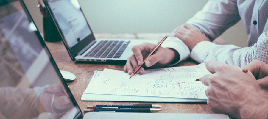 Businessplan (Bild: Pixabay)