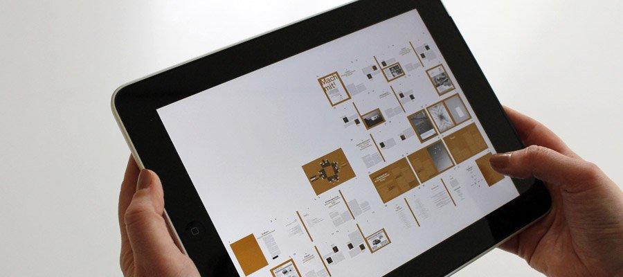Digitalisierug und iPad (Bild: Pexels)
