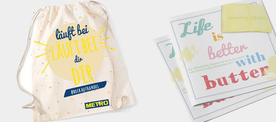 Print Werbung (Bild: designenlassen.de)