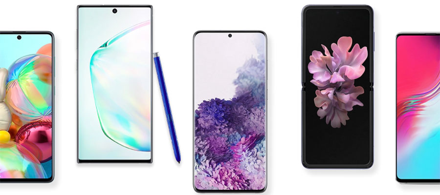 Business Smartphone (Bild: Samsung)